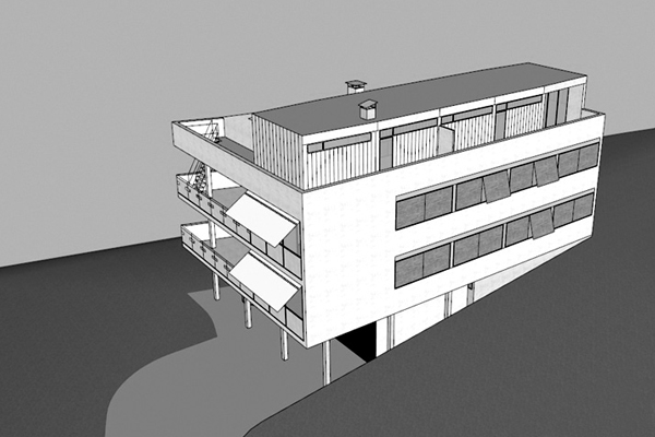 Doldertal Apartments, Zurich revisited by our first crowd researcher