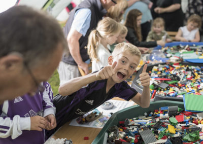 Lego at Wilstock Hub