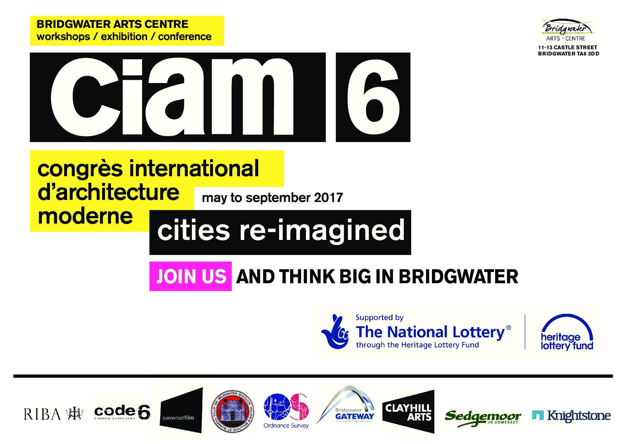 CIAM6 conference audio